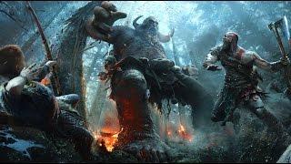 God of War 4 @ E3 2016