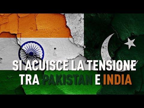 PTV News - 28.02.19 -  Si acuisce la tensione tra Pakistan e India
