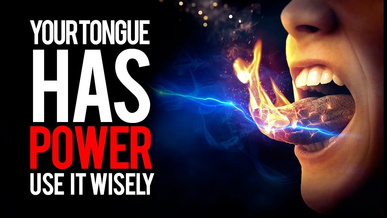 Download YOUR Tongue Has Tremendous Power : Be Careful What You Speak