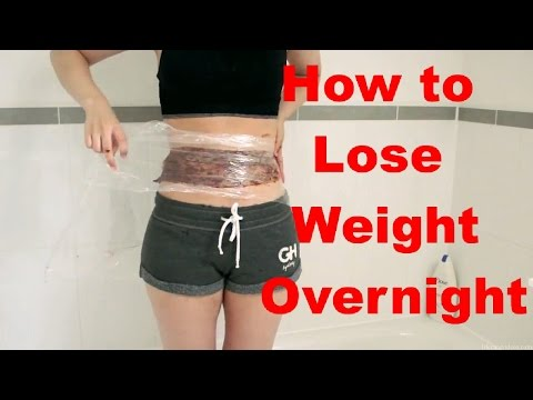 How to Lose Weight Overnight | Fast Without Exercise