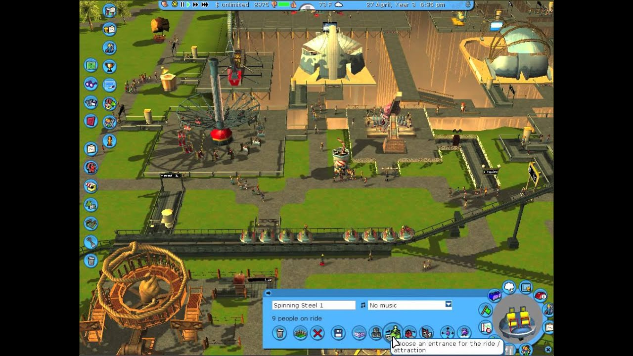 Is this the best Rollercoaster Tycoon for Mac?