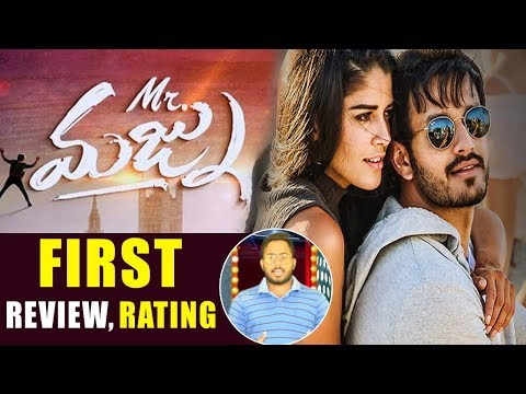 Mr. Majnu Movie Perfect Review And Rating |Akhil Akkineni's Mr Majnu Movie Review | Nidhi Agarwal