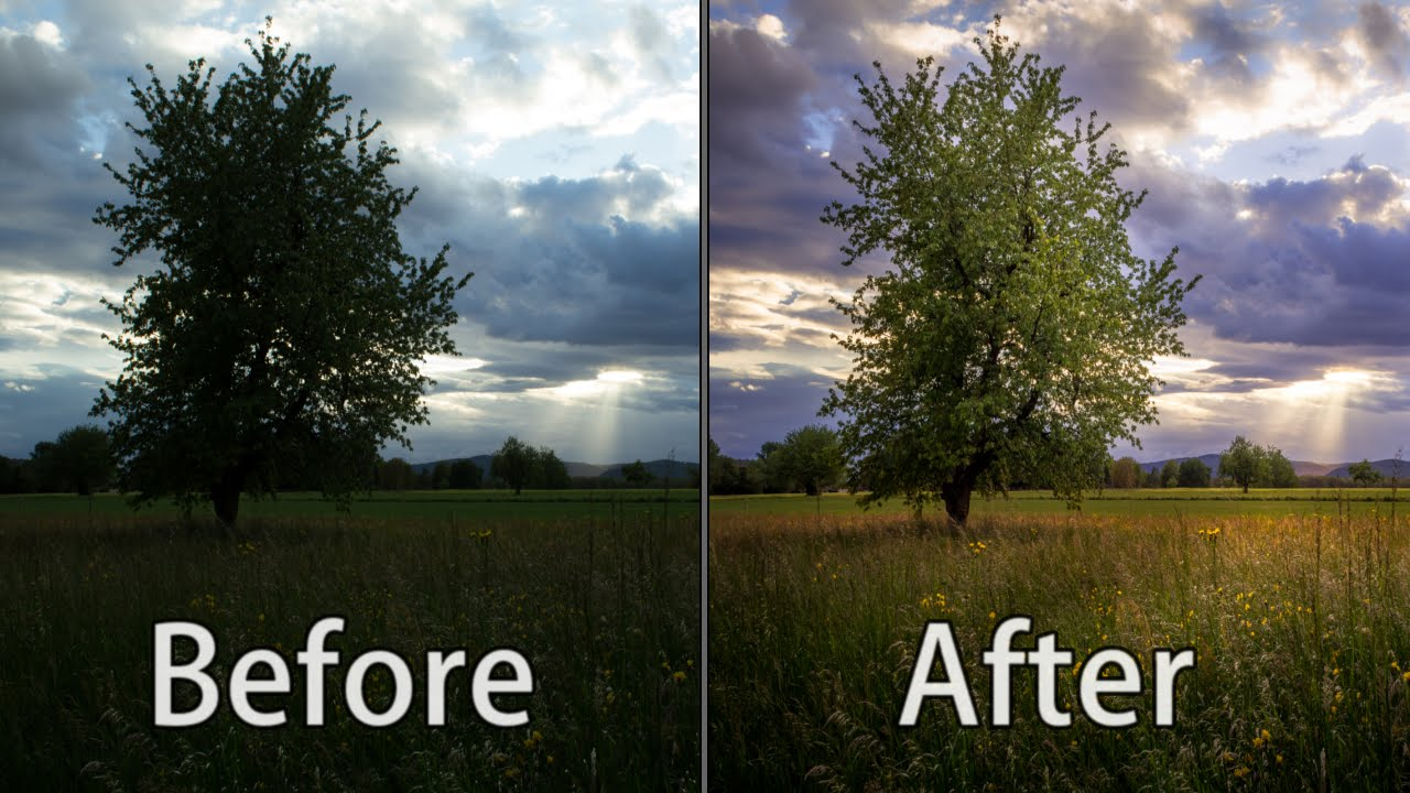 The ULTIMATE Lightroom 6 CC Tutorial - How to Edit ...