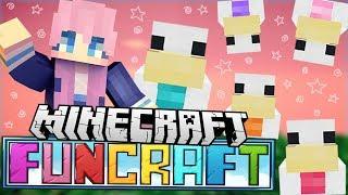 Chicken Dungeons | Ep. 11 | Minecraft FunCraft...