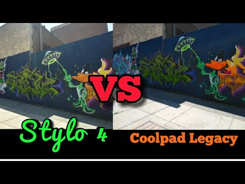 Lg stylo 4 vs Coolpad legacy camera comparison💯😱