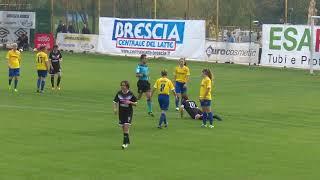 Brescia Cf-tavagnacco Gol E Highlights