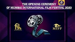 Mumbai International Film Festival 2020 - Opening Ceremony - LIVE