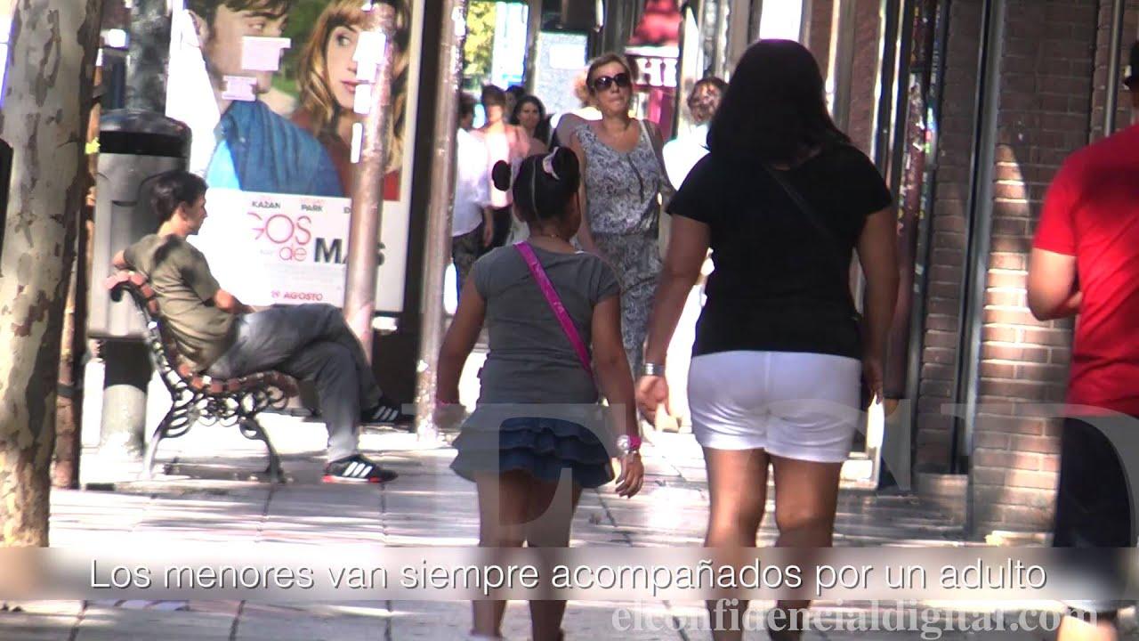 Ésta es la zona donde actúa el presunto pederasta que rapta niños en Madrid
