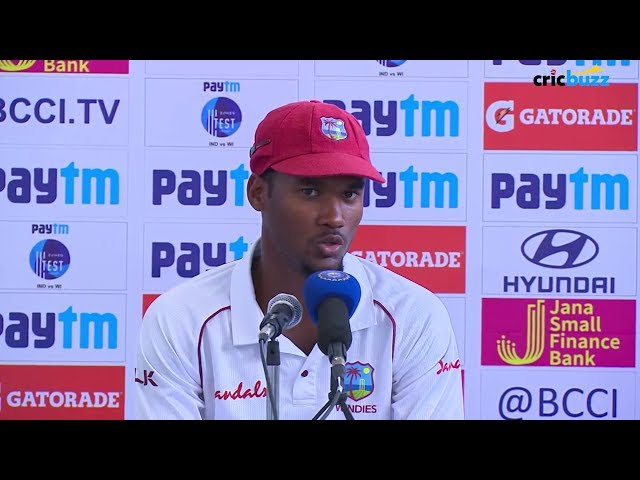 If we can learn from the Indian batsmen, it would hold us in great stead - Kraigg Brathwaite