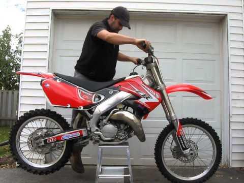 1999 honda cr 125 for sale bike is sold youtube. Black Bedroom Furniture Sets. Home Design Ideas