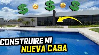 VOY A CONSTRUIR MI NUEVA CASA.. | ManuelRivera11