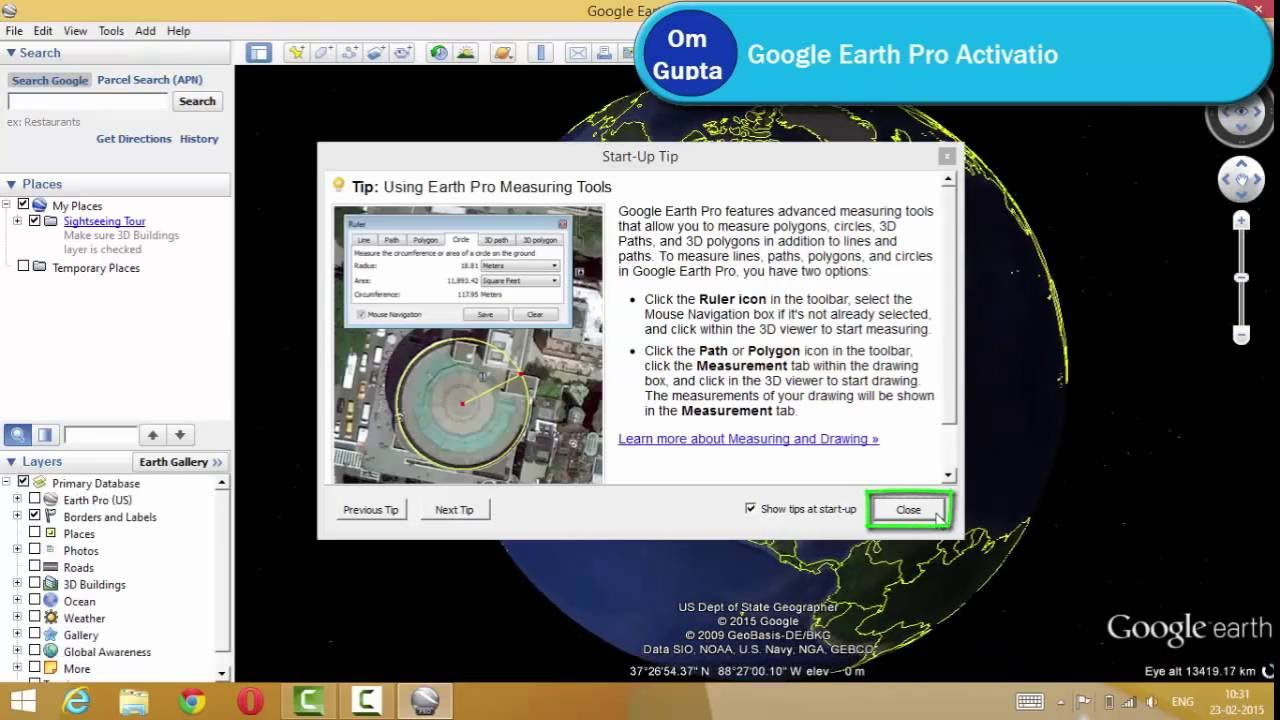 google earth pro crack 2018 license key free download