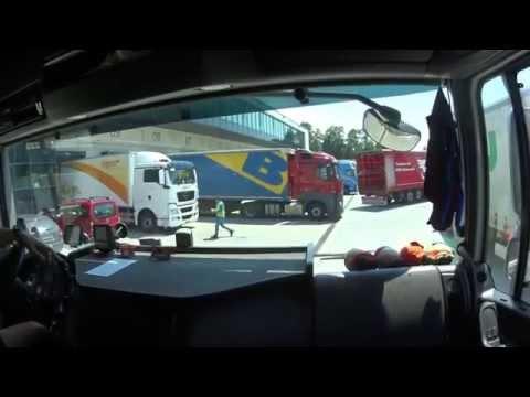 82.Célegyenesben.Nemzetközi kamionsofőr élete.6.rész.