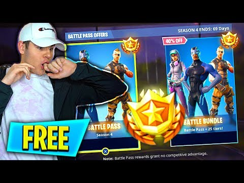 GET FREE V-BUCKS In Fortnite: Battle Royale (MUST SEE) | David Vlas