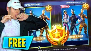 GET FREE V-BUCKS In Fortnite: Battle Royale (MUST SEE) | David Vlas