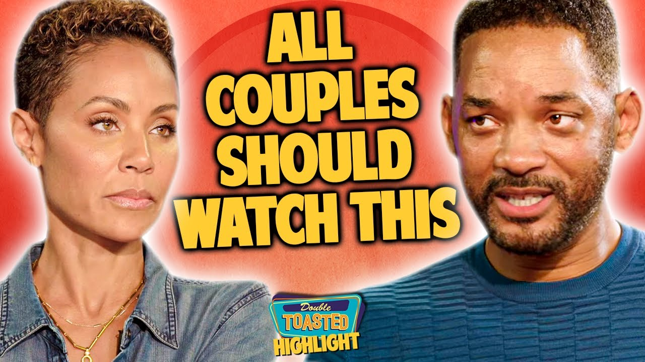 JADA PINKETT SMITH RED TABLE TALK WITH WILL SMITH ABOUT AUGUST ALSINA | Double Toasted