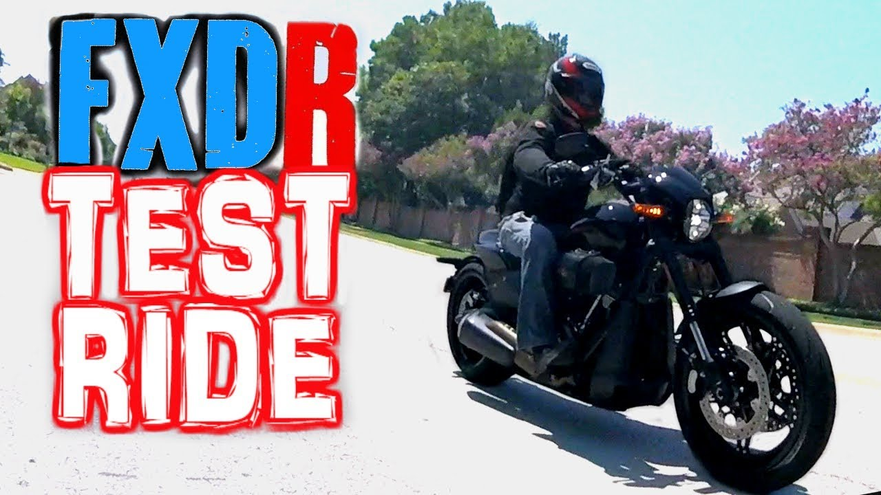 HOW GOOD IS THE 2019 HARLEY DAVIDSON FXDR 114?