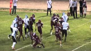 #6 - RB/SLOT/DB - Raysean Martin - Tennyson HS, Hayward,CA - Class of 2012 (Final edit)