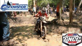 GNCC SnowShoe Bikes // Howards Hole is Crazy!!