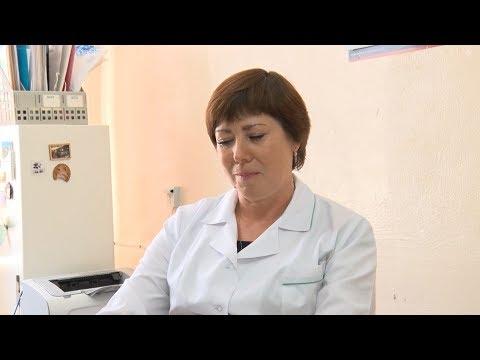 Народная медсестра Томской области работает в Первомайской больнице