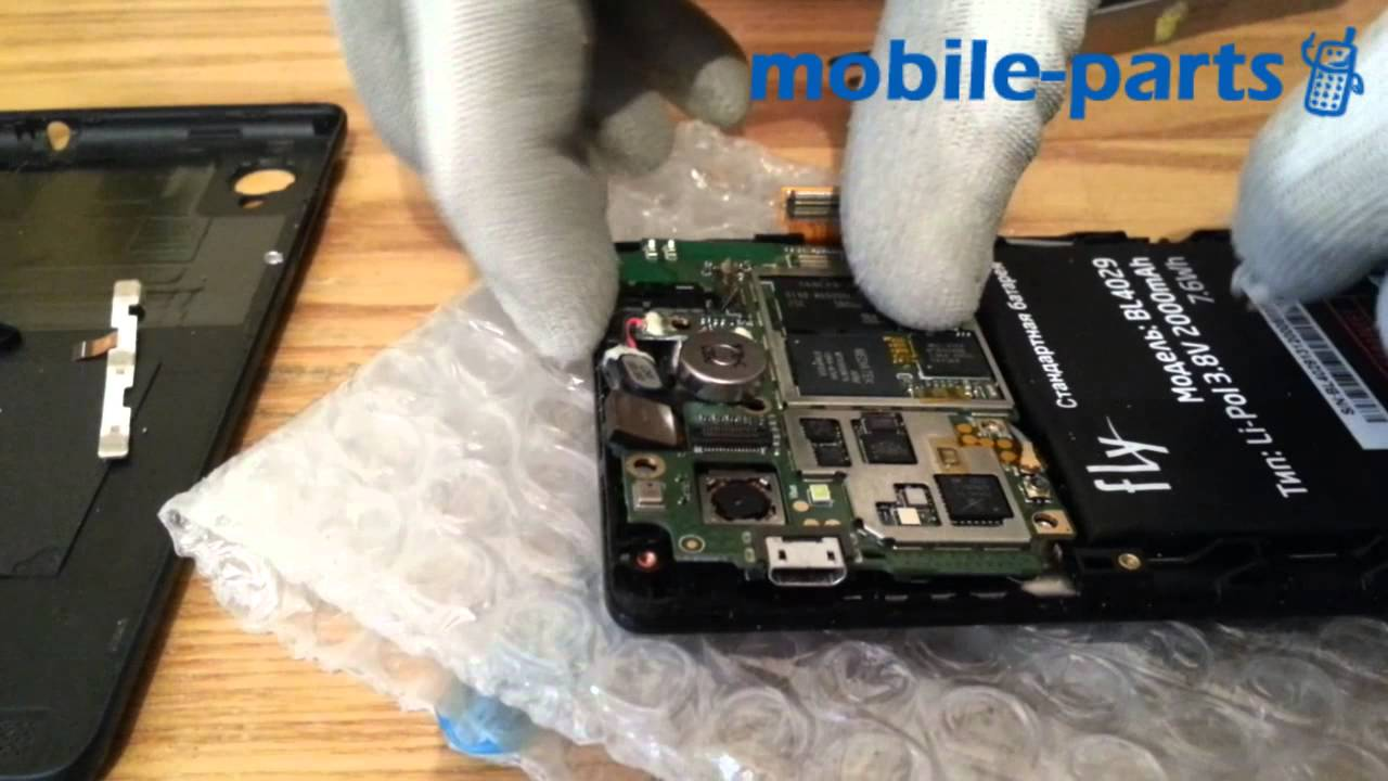 FLY IQ436 Замена разъема зарядки Charging replacement - YouTube