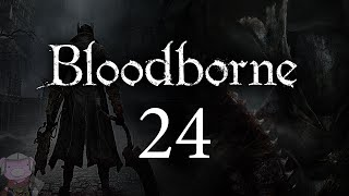 Bloodborne with ENB - 024 - Micolash, Host of the Nightmare - Brain of Mensis - Blood Rock