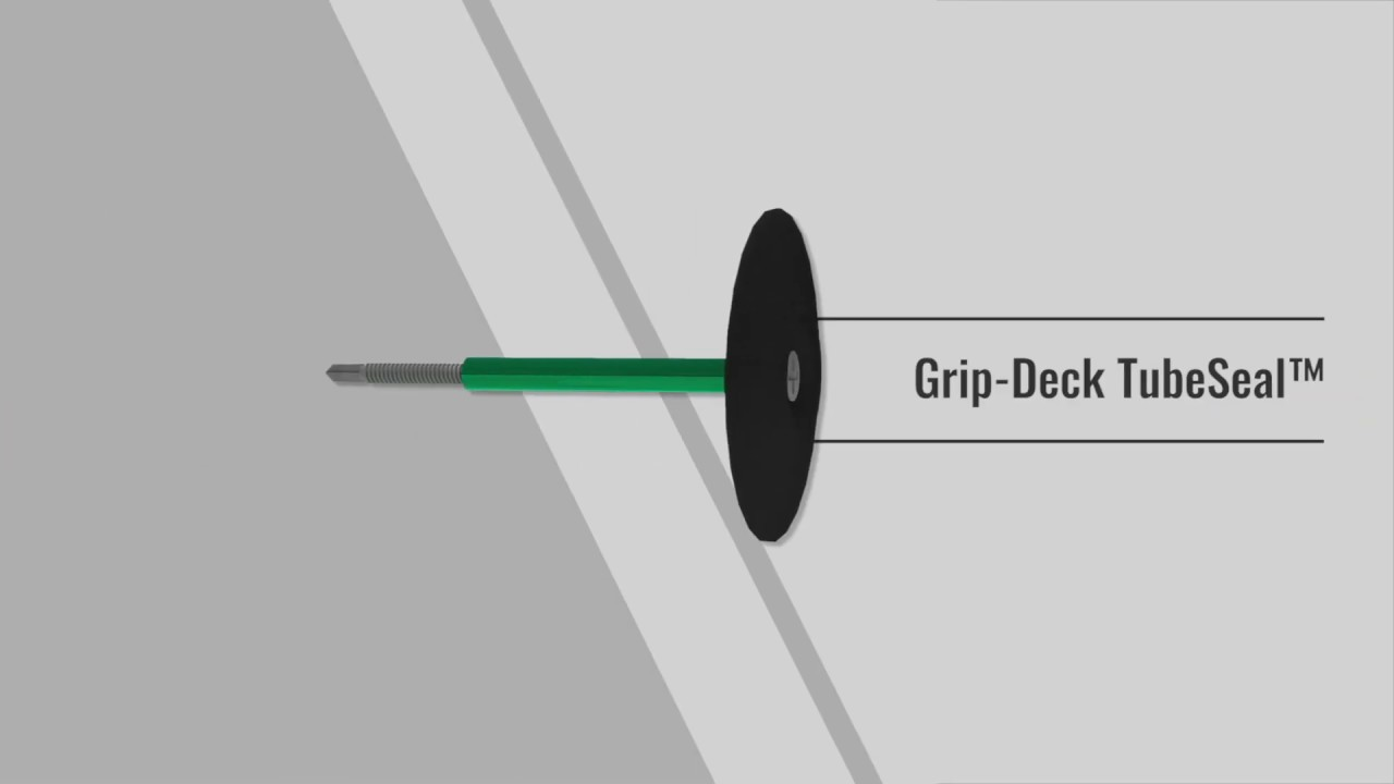 Grip Deck TubeSeal™