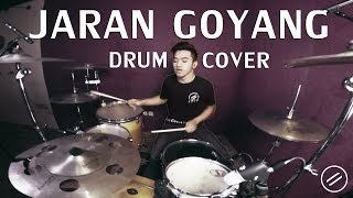 Jaran Goyang - Nella Kharisma - Drum Cover by IXORA