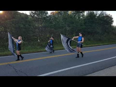 Guyan Valley Middle School Homecoming Parade 2018