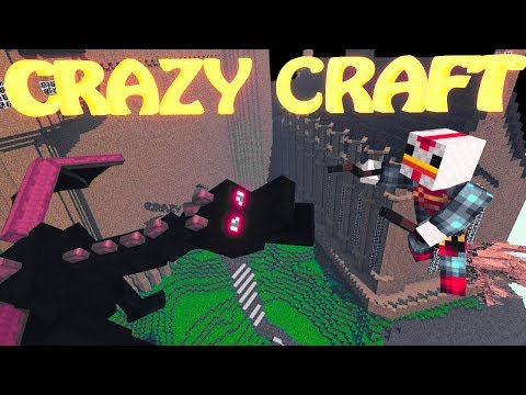 Minecraft | CrazyCraft - OreSpawn Modded Survival Ep 17 -