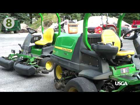 Fore The Golfer: 8 Things To Know About Golf Course Mowing Equipment