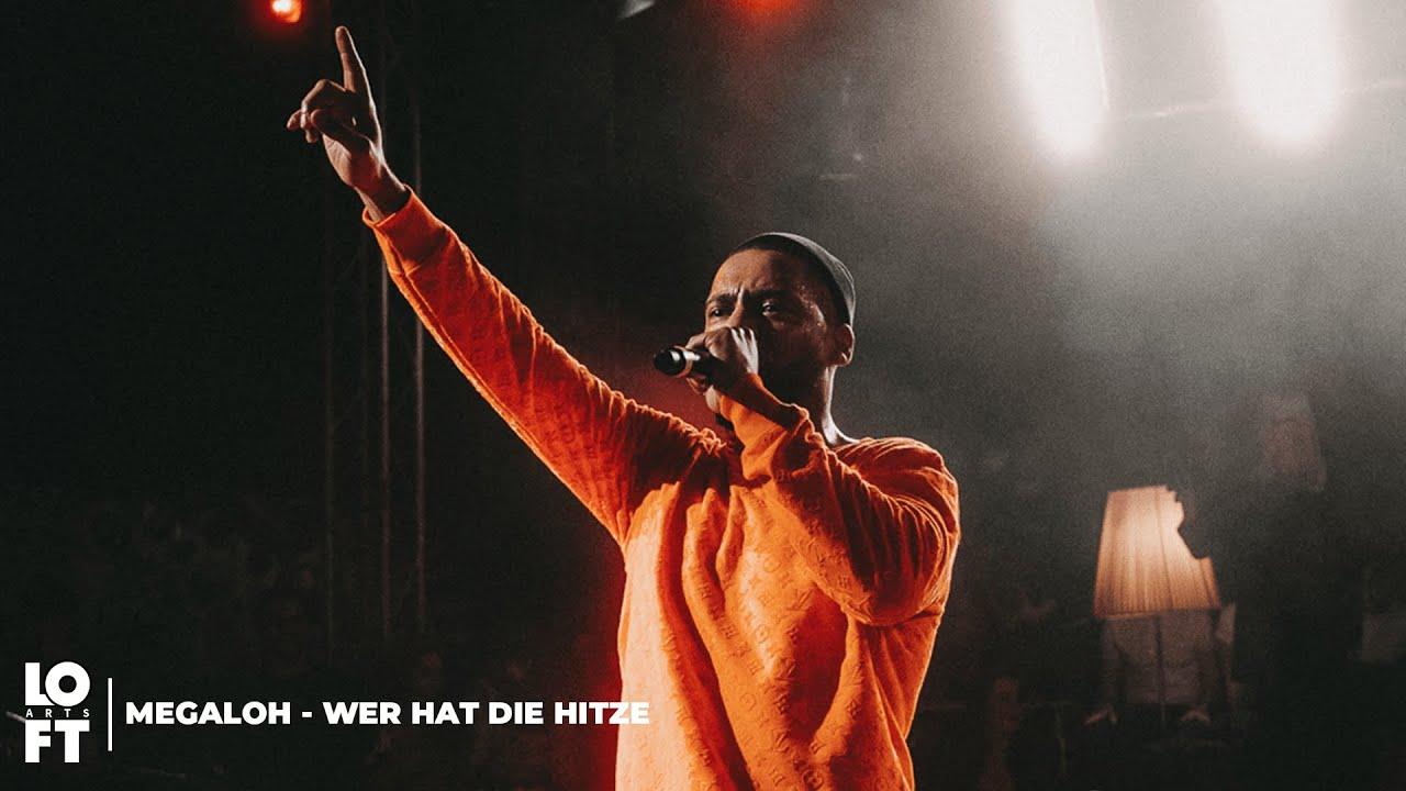 Megaloh - Wer hat die Hitze (Live @ Loft Arts)