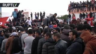 إضراب عام في تطاوين جنوب تونس تنديدا بالتهميش (فيديو)