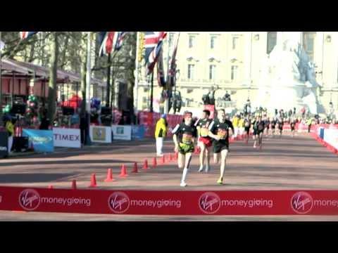 The Virgin Money Giving Mini London Marathon