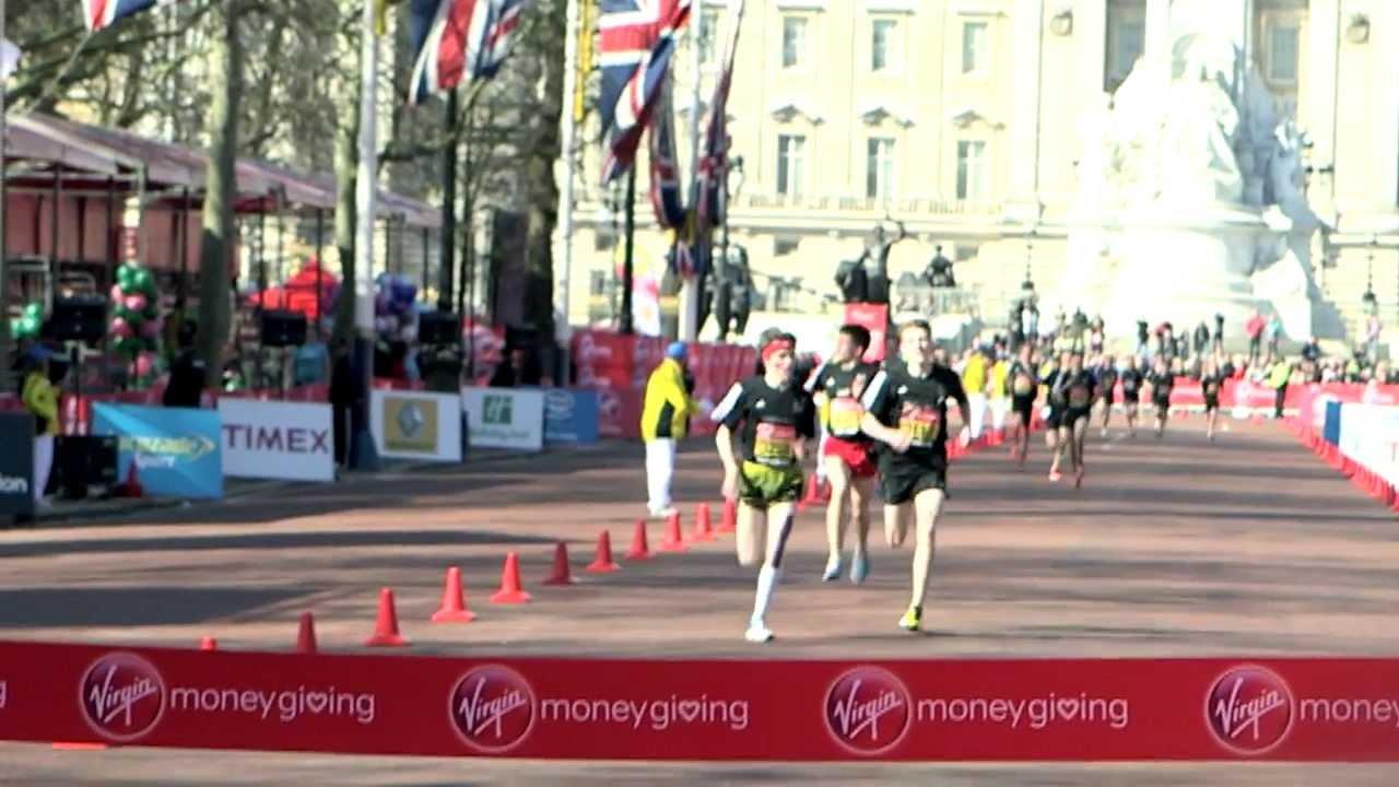 The Virgin Money Giving Mini London Marathon Youtube