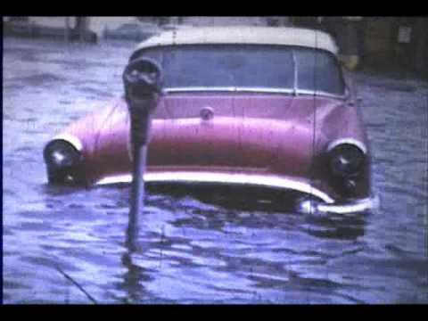 Hurricane Donna Hits The Rockaways - YouTube