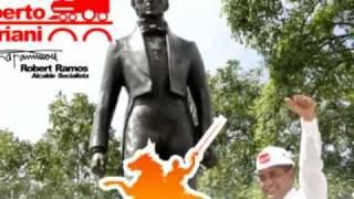 Restauración de la Plaza Bolívar del Municipio Alberto Adriani