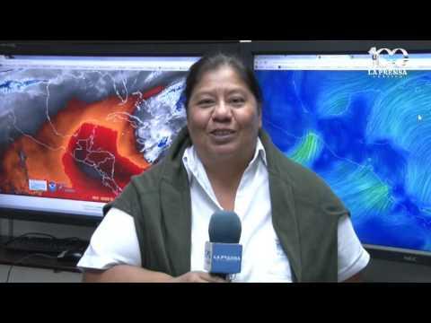 El clima de diciembre ya esta en El Salvador