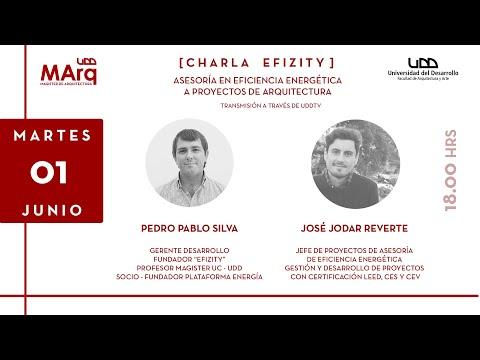 Semana de la Sustentabilidad | MARQ UDD - Asesoría en Eficiencia Energética a proyectos de arq.