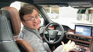 2020 Lincoln Aviator in depth review