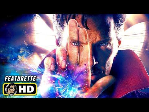 DOCTOR STRANGE (2016) Behind The Scenes VFX Breakdown [HD] Marvel