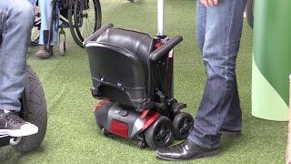 Mini Rollstuhl Elektro Reise Scooter