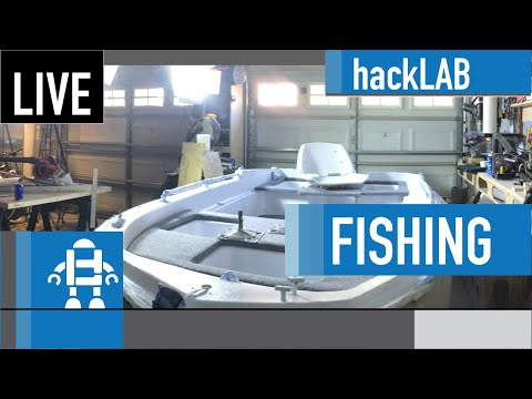 Hacking a Plastic Fishing Boat - Sun Dolphin 120 - hackLAB