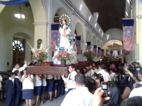 Image result for Virgen de la Inmaculada Concepción huehuetenango