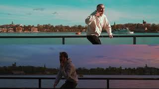 Смотреть клип Felix Sandman & Benjamin Ingrosso - Happy Thoughts