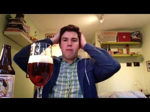 Lagunitas Brewing Co. Lucky 13 Mondo Red Ale Review (2017)