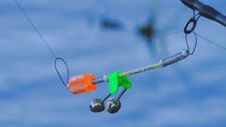 Рыбалка в октябре Ловля карася на пружины на соску My fishing