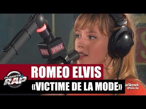 """Roméo Elvis """"Victime de la mode"""" Feat Angèle Remix #PlanèteRap"""