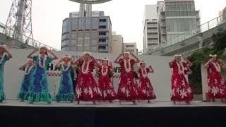 2016/5/28オアシス21オアフ島ステージ(銀河の広場) MC:...