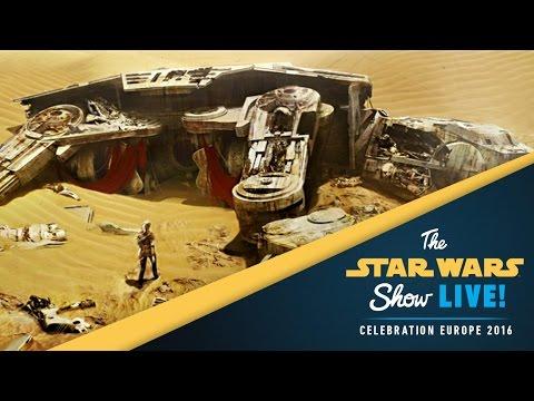 The Art of Star Wars: The Force Awakens Panel | Star Wars Celebration Europe 2016